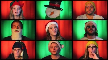 Listen to This Fun A Capella Christmas Song - Wow, It's So Good!