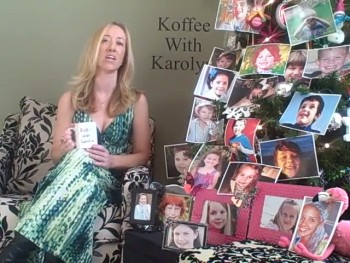 Koffee With Karolyn Episode 14 - 26 Angels - Never Stop Missin You - Music Video