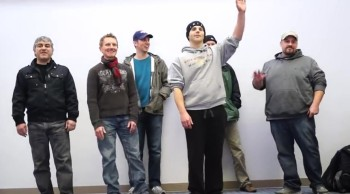 An A Capella Group's Flight Was Delayed So They Did Something Awesome for Others