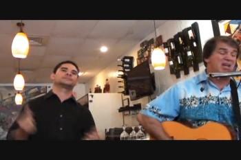 Miami Beach Cafe.Pastor Paulo e pastor Glaybson