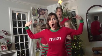 It's... CHRISTMAS JAMMIES! Watch the Family's Awesome Music Newsletter