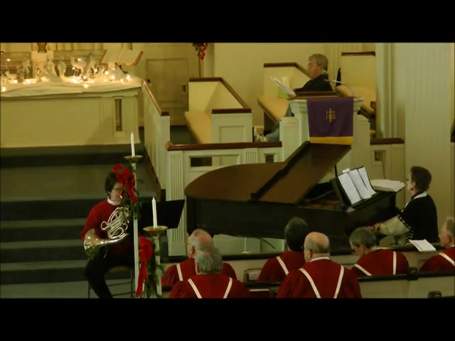 FPCL Christmas Music - Horn