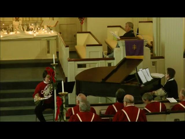 FPCL Christmas Music - Horn