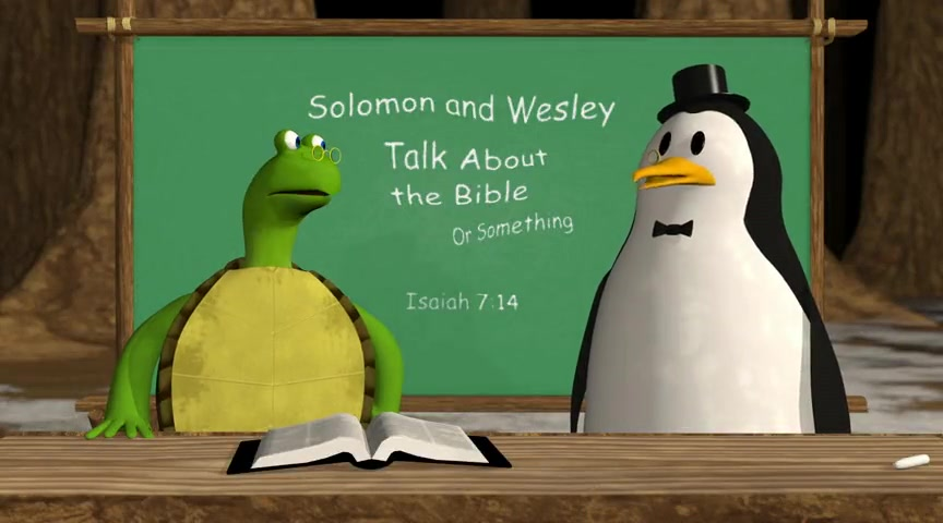 Solomon and Wesley Ep8 Prophecy