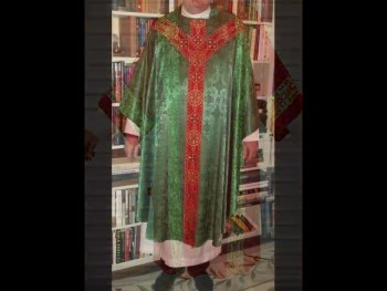 Vestments Seeking New Home