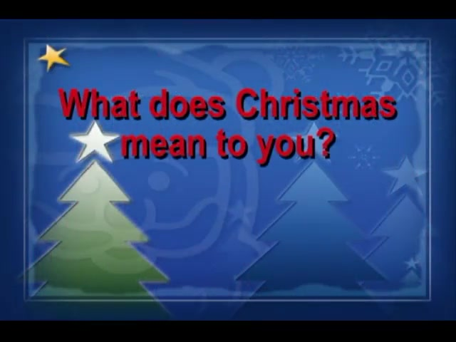 CFC Kids Christmas Video