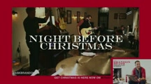 Brandon Heath - Night Before Christmas LIVE