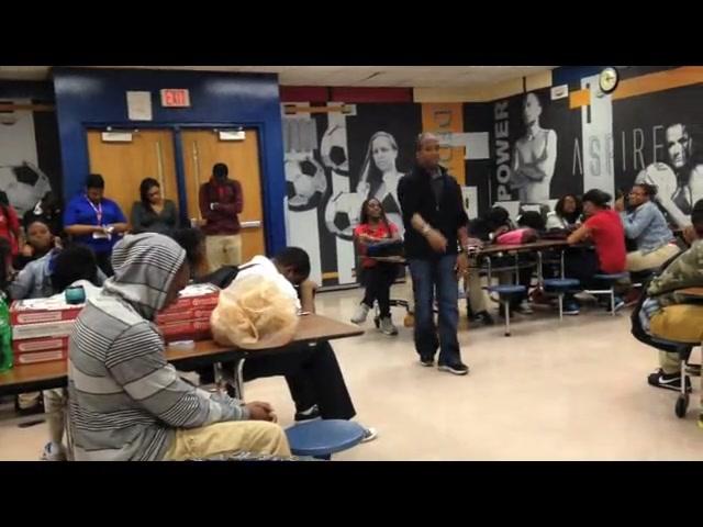 Mission Week at North Miami High, 12-13