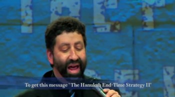 The Hanukah End Time Strategy II.