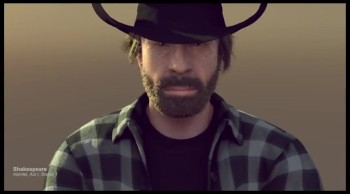 Chuck Norris takes EPIC to New Heights to Wish You a Merry Christmas!  Must-see!!!