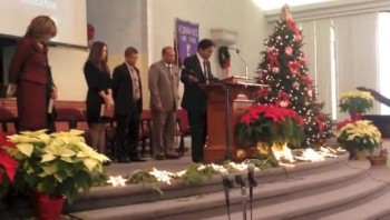 Pastor Mark L. Lastimoso INVOCATION