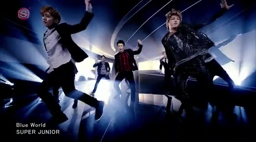 Super Junior - Blue World PV