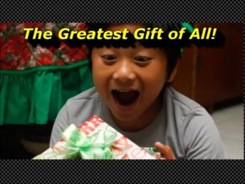 Randy Winemiller - The Greatest Gift of All