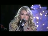 Carrie Underwood Performs Do You Hear What I Hear?