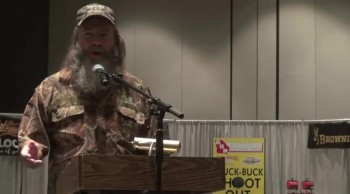 Mountain Man from Duck Dynasty Shares His Testimony