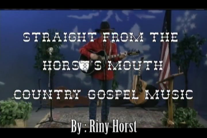 Christmas Gospel -By- Riny Horst