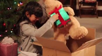 Children in Need Receive the Best Dream Toy Suprises. . .Straigh