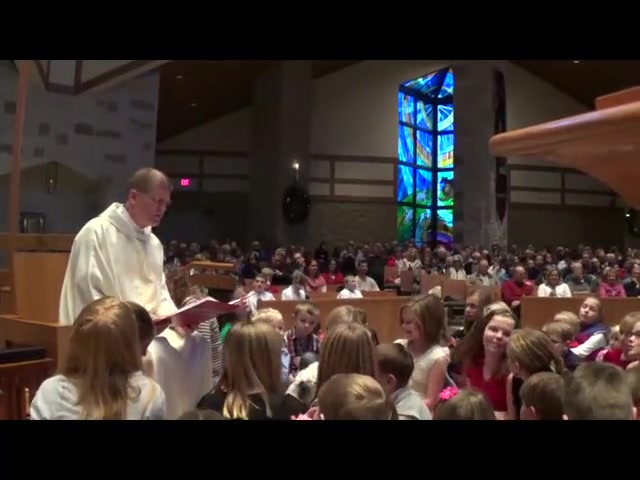 Mia and the Magi Homily December 24, 2013