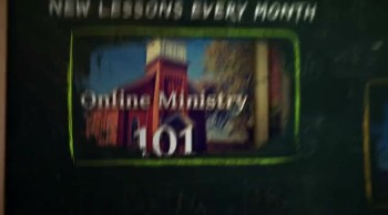 Online Ministry Academy Trailer