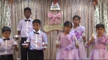 BO RUAH ELOHIM - CANDLE DANCE 2013 PROGRAMME
