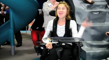 Nurses Perform a Dance for a Girl with Cerebral Palsy - Her Reaction is Priceless