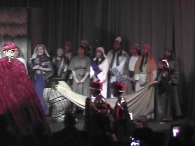 Christmas Play Part#3