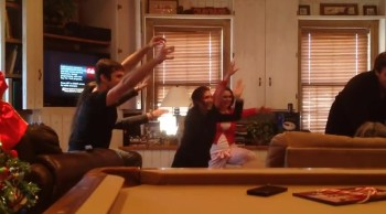 5 Kids Give Their Parents an Awesome Surprise--Disney Style!