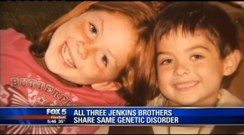Sister Donates to Three Brothers With Genetic Disorder