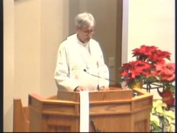 "Pastor Richard Gudgel: ""The Light of the World Has Come"""