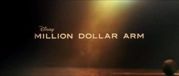 "CrosswalkMovies: ""Million Dollar Arm"" Official Movie Trailer"