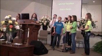 Youth Sunday 2013 pt #1