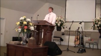 Youth Sunday 2013 pt #2
