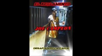 ASI ESTA LA CALLE- JOE CAMPEON- RAP CRISTIANO- SUPER RECOMENDADO!!!