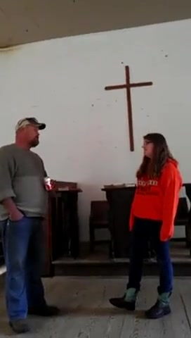 When this Family Entered an Old Church. . . Something Beautiful Happened!