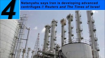 Iran, Russia in talks to build new nuclear plants (Second Coming Watch Update)