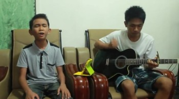 2 Talented Brothers Cover 'Rooftops' by Jesus Culture - Sincerely Amazing