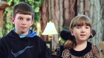 Sweetest Brother Says He'd be Nothing Without His Sister