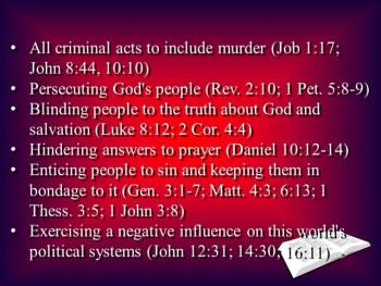 Overcoming Satan through God's Word (Part 1)
