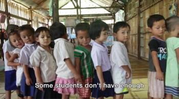 Corina's Story - Mae-la Refugee Camp Preschool