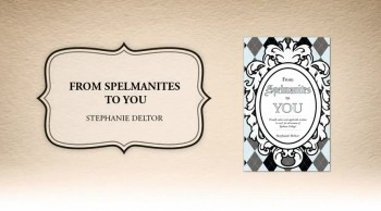 Xulon Press book From Spelmanites to You | Stephanie Deltor