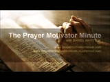 "Charles L. Allen: ""I am one who believes that with God nothing is hopeless – that all things are possible through prayer."" (The Prayer Motivator Minute #499)"