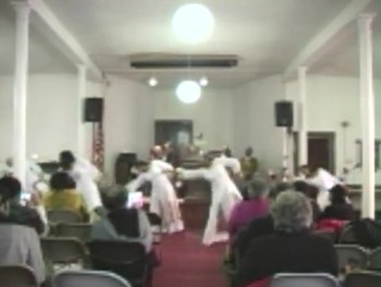 Praise In Motion Dance Ministry