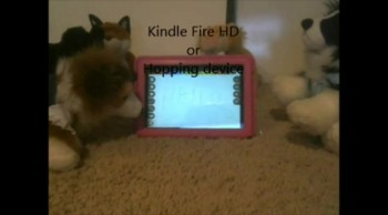 Trailer for kindle fire hd