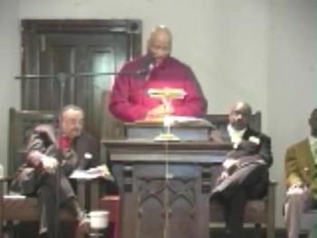 """Stir Up The Gift"", 2 Timothy 1:1-6, Minister Virgil Taylor"