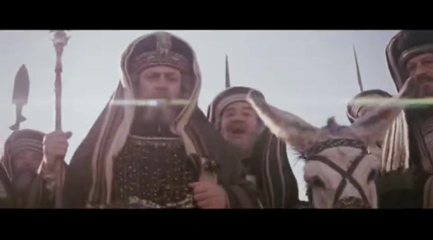 Passion of Christ, Via Dolorosa Trailer
