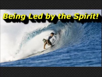 Randy Winemiller - Being Led by the Spirit