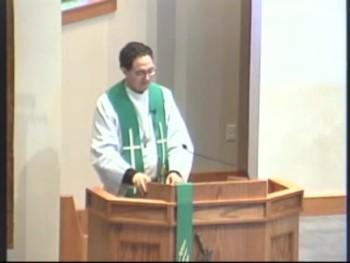 "Pastor Jon Dunbar: ""Jesus' Dream Team"""