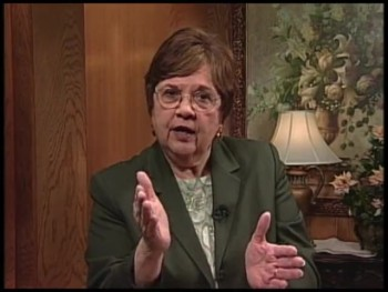"""What is """"healing by faith""""? - Mary Graff"""
