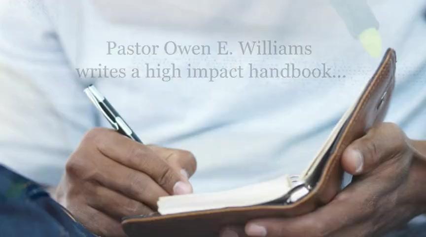 Xulon Press bookThe Corporate Christian 2|Pastor Owen E. Williams