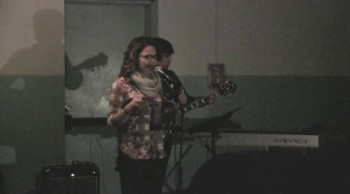 Yahweh - New Life Worship | Performed by Shantelle Torres w/ Nick Abad | Contranormal Coffee House